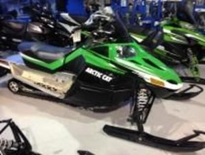 Arctic Cat TZ1 Turbo LXR 2011