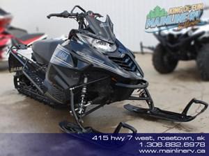 Yamaha SRViper M-TX 153 2016