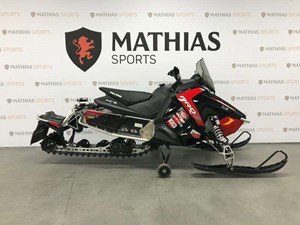 Polaris SWITCHBACK 800 PRO-S 2016