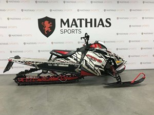 Polaris Pro RMK 800 Snow Check 2015