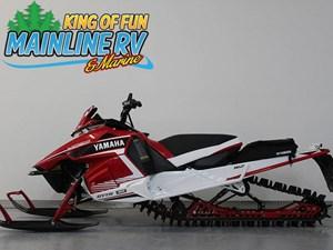 Yamaha SRViper M-TX 162 SE 2016