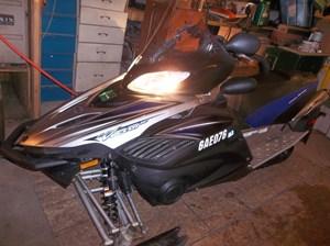 Yamaha RS Vector GT - Turn Key - used sled 2011