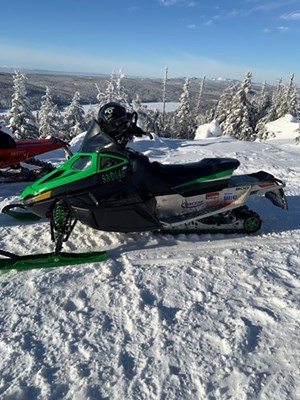 Arctic Cat F800 HO 2010