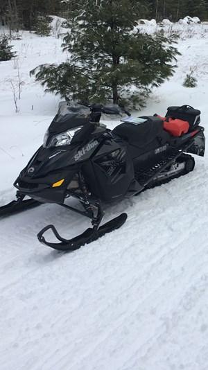 Ski-Doo Renegade X 1200 4-tec 2016