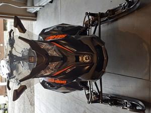 Ski-Doo Renegade X 2015