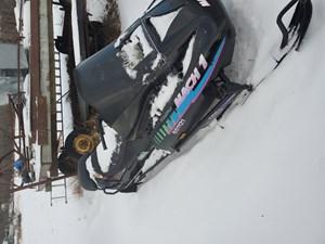 Ski-Doo Mach 1 1993