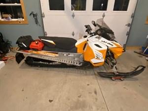 Ski-Doo Renegade Sport 600 ACE 2017