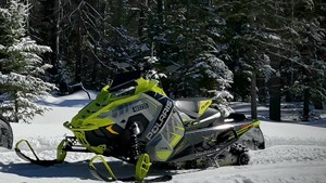 2020 Polaris Indy 850XC