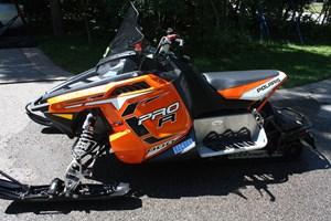 Polaris Rush 800 Pro R 2012