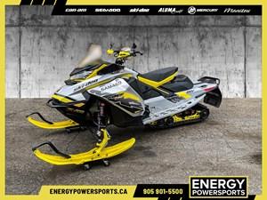 2018 Ski-Doo MXZ X-RS ROTAX 850 E-TEC