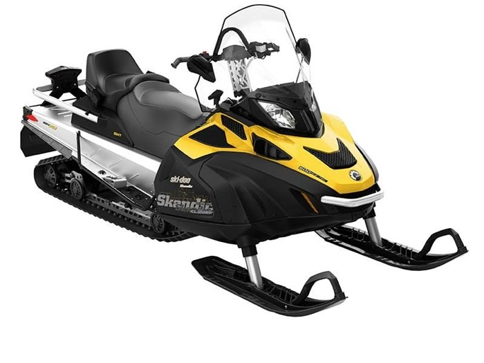 2015 Ski-Doo Skandic SWT E-TEC 600 H.O. Photo 1 of 1