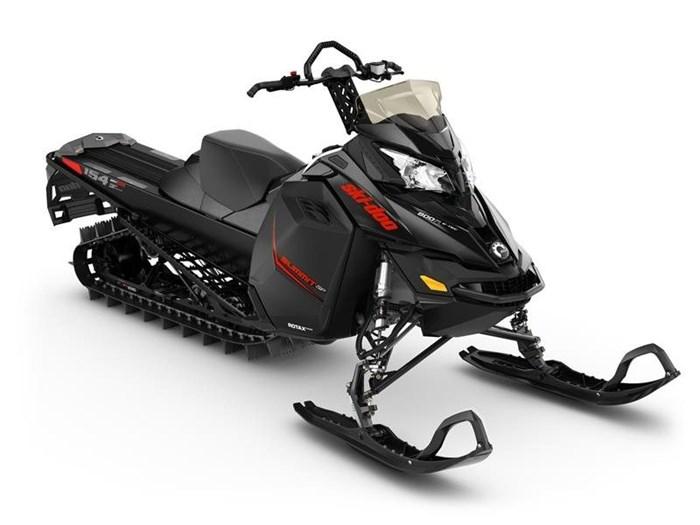 2016 Ski-Doo Summit SP E-TEC 800R 154 T3 Package Black Photo 1 of 1