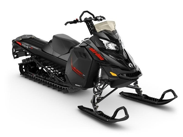 2016 Ski-Doo Summit SP E-TEC 800R 154 Black Photo 1 of 1