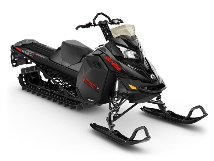 2016 Ski-Doo Summit SP E-TEC 800R 163 T3 Package Black Photo 1 of 1