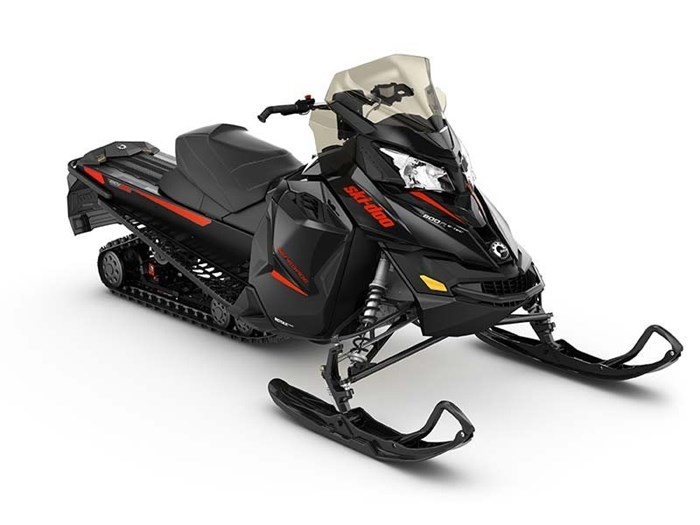 2016 Ski-Doo Renegade Adrenaline E-TEC 800R Black Photo 1 of 1