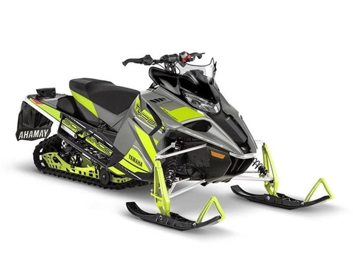2018 Yamaha Sidewinder L-TX SE Grey / High Vis Photo 1 of 1