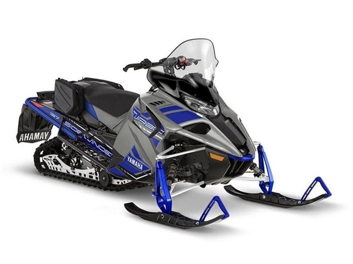 2018 Yamaha Sidewinder S-TX DX 137 Photo 1 of 1