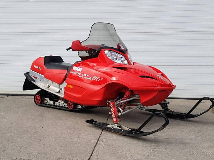 2005 Arctic Cat T660 Turbo ST Photo 1 of 3