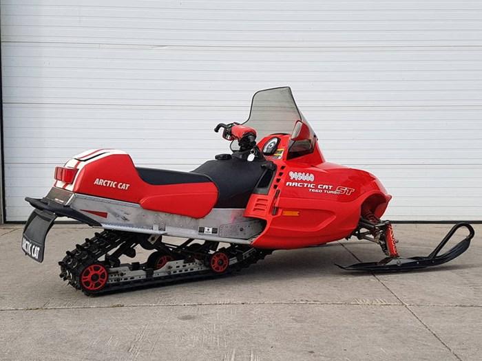 2005 Arctic Cat T660 Turbo ST Photo 3 of 3