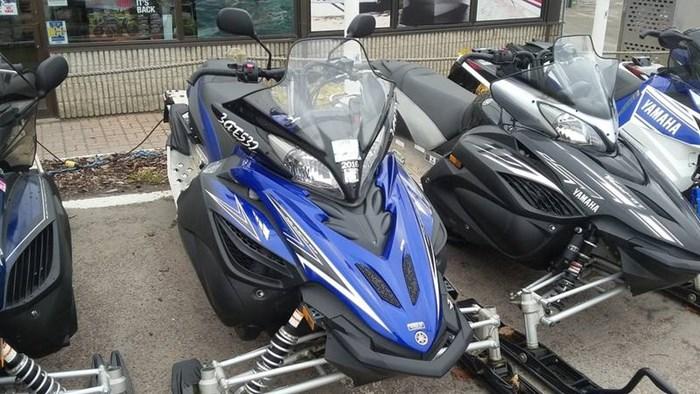 2011 Yamaha Apex X-TX Photo 1 of 3
