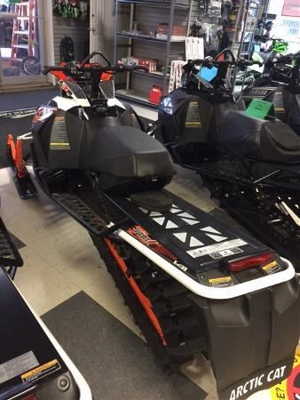 2015 Arctic Cat XF 6000 High Country Photo 1 of 3