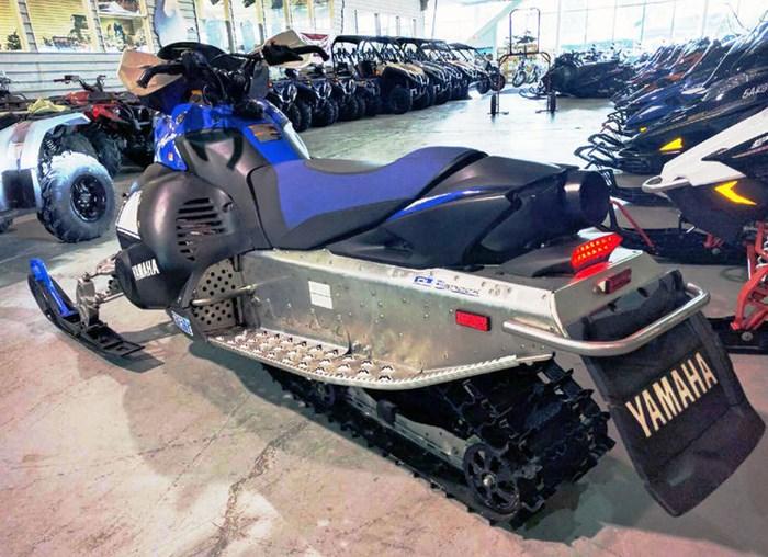 2009 Yamaha Nytro Photo 2 of 5
