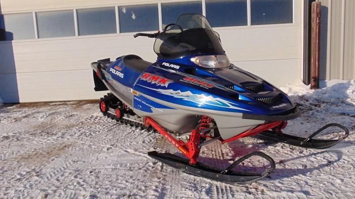 2002 Polaris 800 EDGE 151 Photo 2 of 6