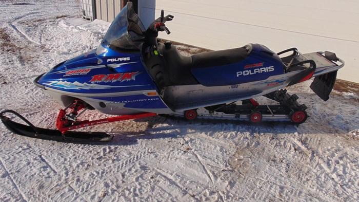 2002 Polaris 800 EDGE 151 Photo 4 of 6