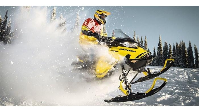 2019 Ski-Doo OVER $1500 OFF MXZ Blizzard 850 ETEC Photo 1 of 1