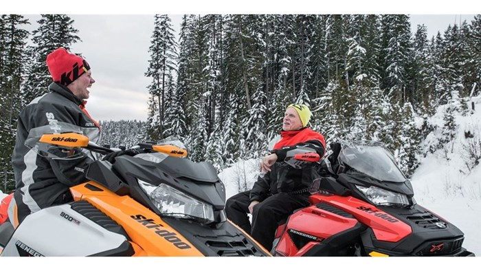 2019 Ski-Doo Renegade Enduro 900 ACE Photo 3 of 5