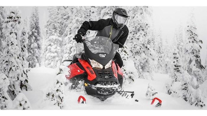 2019 Ski-Doo Renegade Enduro 900 ACE Turbo Photo 7 of 11