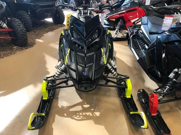 2018 Polaris RUSH® PRO-S 800 LE Photo 3 of 3