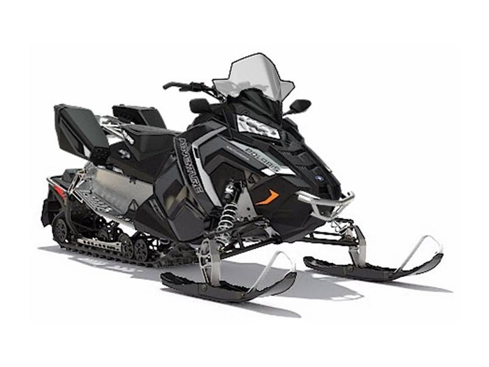2018 Polaris Switchback® Adventure 600 Cleanfire® 137 Photo 1 of 1