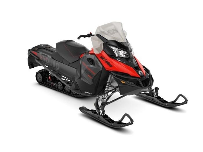 2018 Ski-Doo Renegade® Enduro Ice Ripper XT 1.25 Rota Photo 1 sur 2