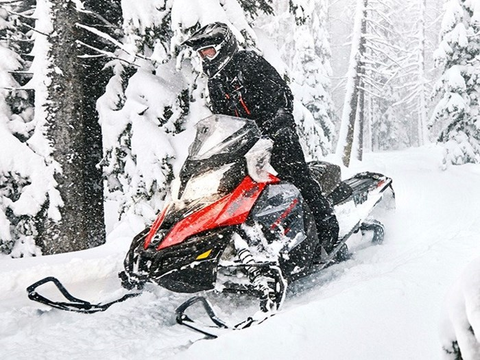 2018 Ski-Doo Renegade® Enduro Ice Ripper XT 1.25 Rota Photo 2 sur 2
