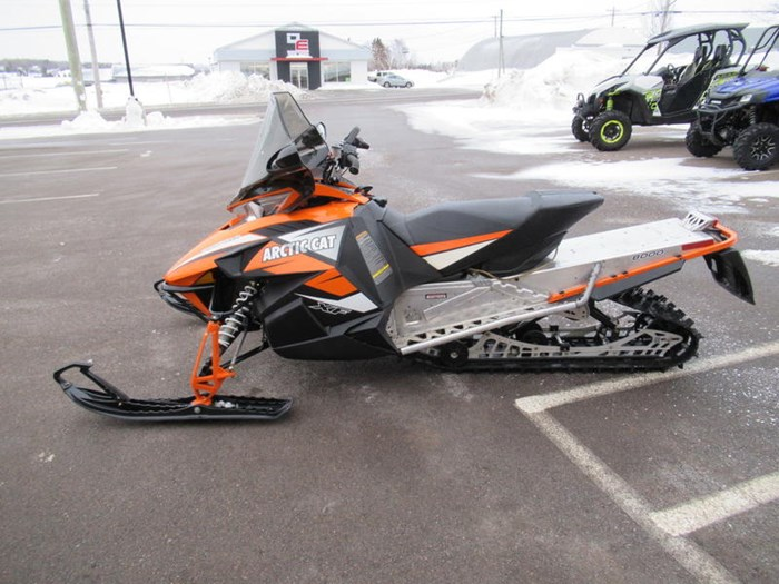 2014 Arctic Cat XF 8000 Crosstour Photo 5 of 13