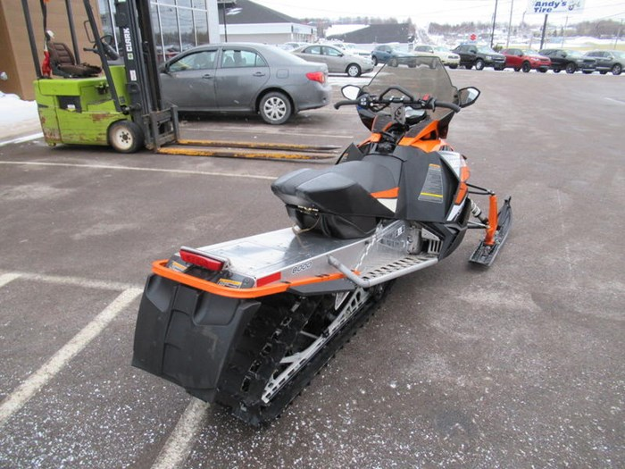 2014 Arctic Cat XF 8000 Crosstour Photo 8 of 13