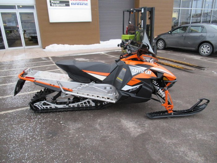 2014 Arctic Cat XF 8000 Crosstour Photo 9 of 13