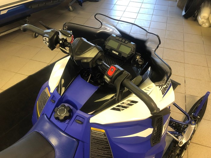 2018 Yamaha Sidewinder L-TX SE Photo 2 of 5