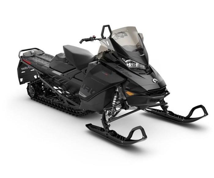 2019 Ski-Doo Backcountry™ Rotax® 600R E-Tec® Black Photo 1 of 1