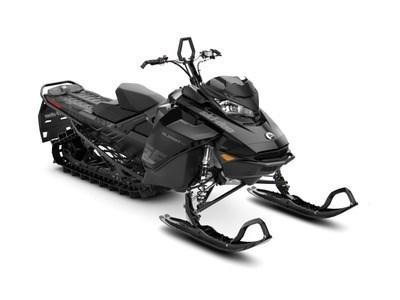 2019 Ski-Doo Summit® SP Rotax® 850 E-Tec® 146 Black Photo 1 of 1