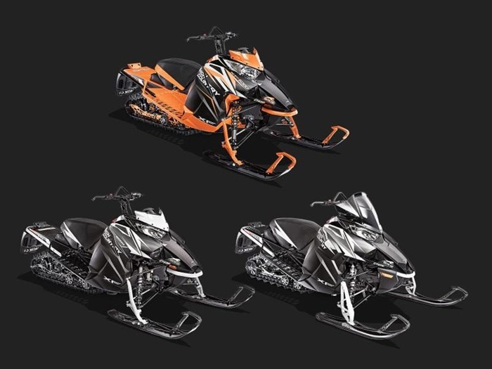 2019 Arctic Cat XF 8000 Cross Country Limited ES 137 Photo 2 of 3