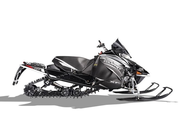 2019 Arctic Cat XF 8000 Cross Country Limited ES 137 Photo 3 of 3