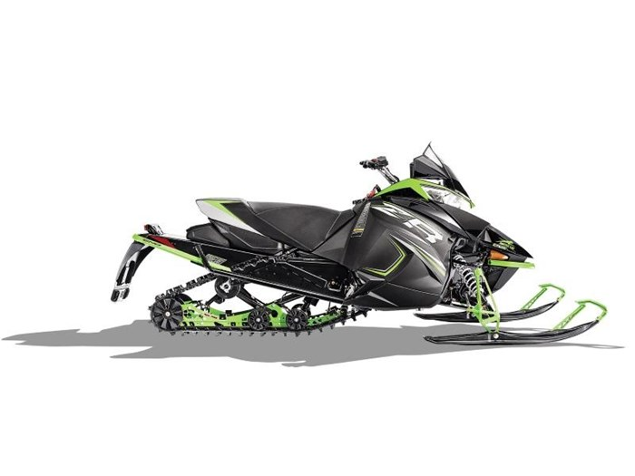 2019 Arctic Cat ZR 8000 SNO PRO ES 137 Photo 2 of 2