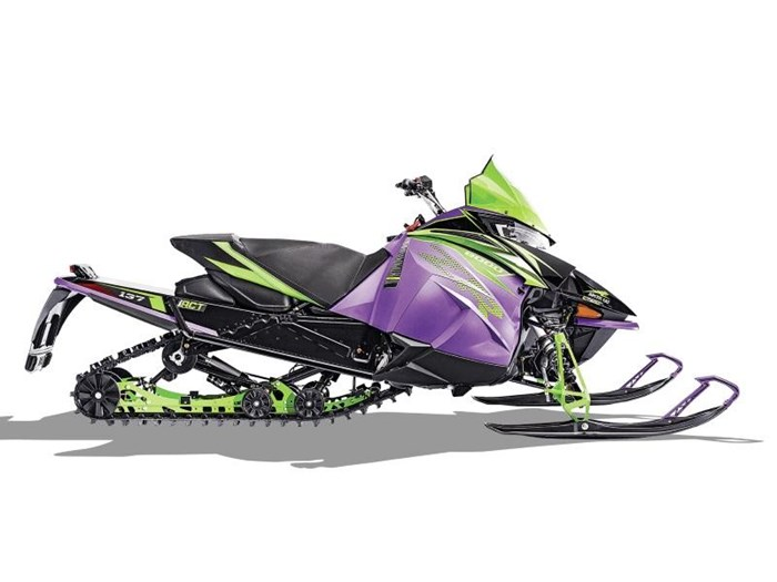 2019 Arctic Cat ZR 8000 Limited ES iACT 137 Photo 1 of 1