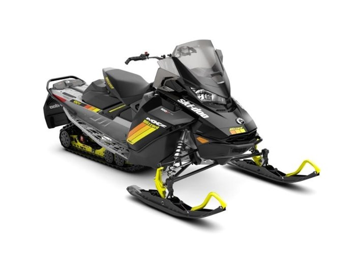 2019 Ski-Doo MXZ® Blizzard™ Rotax® 600R E-Tec® Photo 1 of 4