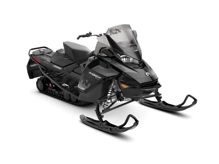 2019 Ski-Doo MXZ® TNT® Rotax® 600R E-Tec® Black Photo 1 of 1
