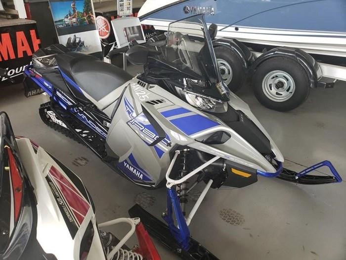 2018 Yamaha Sidewinder L-TX Photo 1 of 11