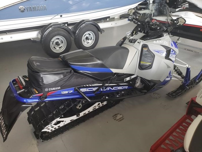 2018 Yamaha Sidewinder L-TX Photo 3 of 11