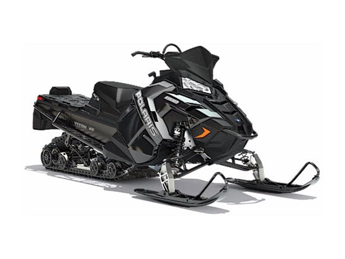 2018 Polaris TITAN™ XC 800 H.O. Cleanfire® 155 Electr Photo 3 of 3
